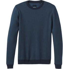 Prana Vertawn Maglione Uomo, blue note heather